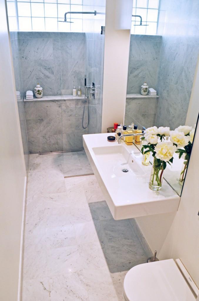 dusche glasbausteine badezimmer pinterest. Black Bedroom Furniture Sets. Home Design Ideas